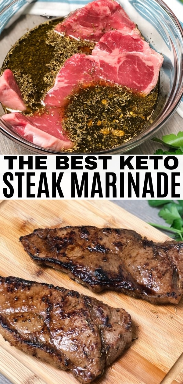 keto steak marinade