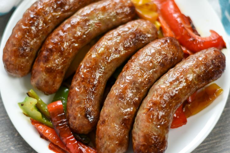 air fryer brats