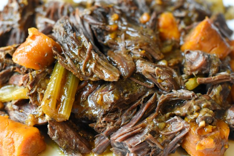 Ninja Foodi Pot Roast